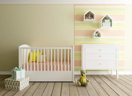Decora la habitación de tú bebé