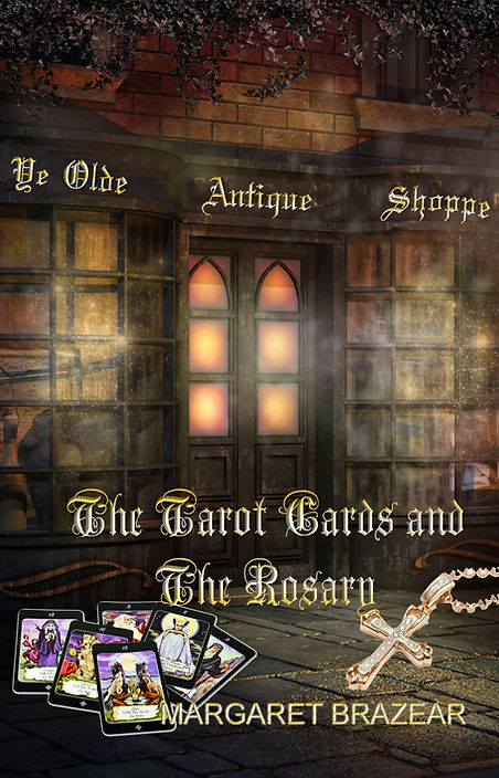 Ye Olde Antique Shoppe The Tarot Cards a