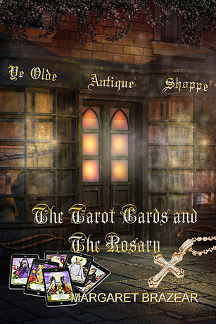 Ye Olde Antique Shoppe The Tarot Cards a