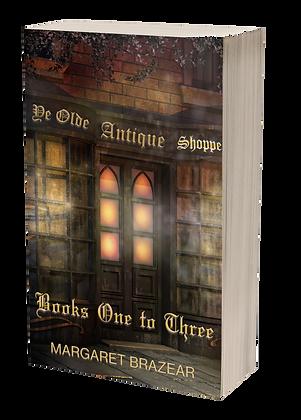 Ye Olde Antique Shoppe 1-3 paperback moc