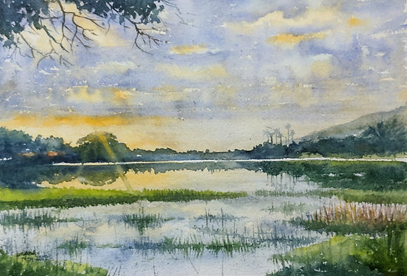 Kukarahalli Lake