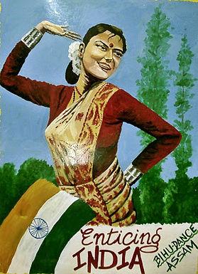 Bihu dance– Assam