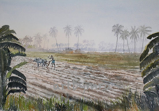 Lone Farmer