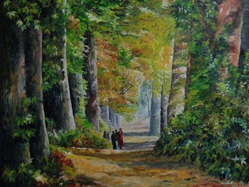 memorable walk