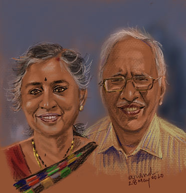 Portrait Painting 28May