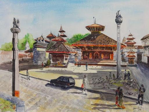 Hanuman Dhoka-Durbar square