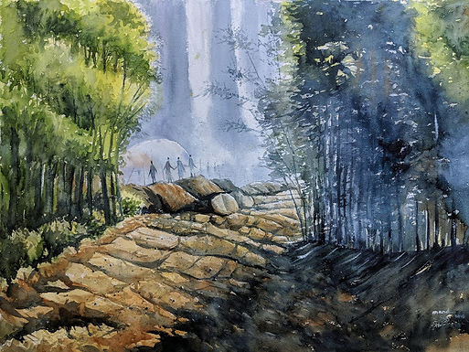 Misty Falls 2
