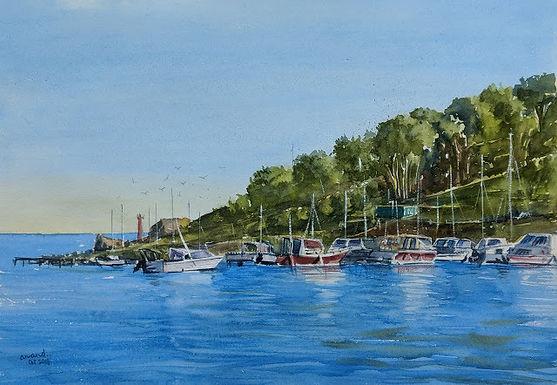 Hillside Marina