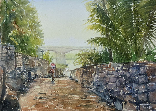 Stone Alley