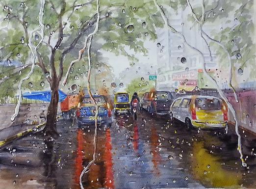 Rain Drive!