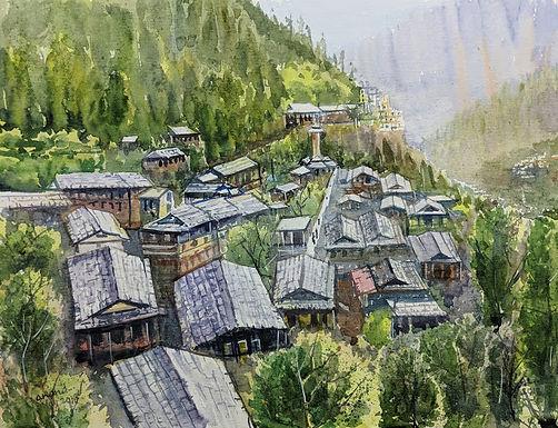 Quaint Village