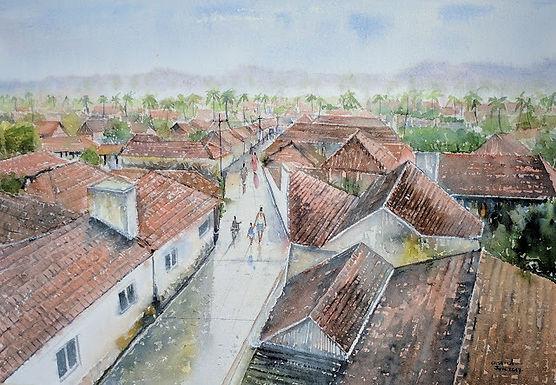 Village Bylane