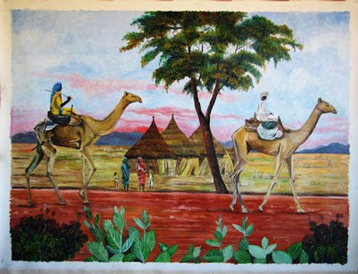 kordofon camels