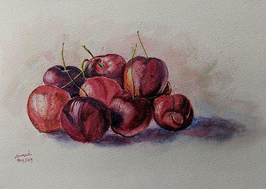 Lucious Cherries
