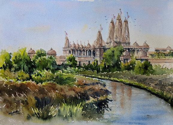 Swaminarayan Temple (Nagpur)