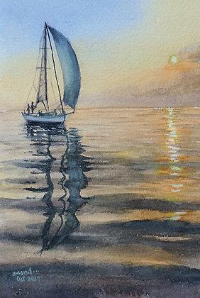 Lone Yacht 2