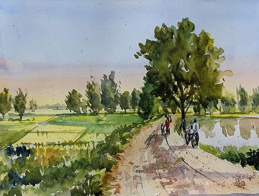 Serene Walk