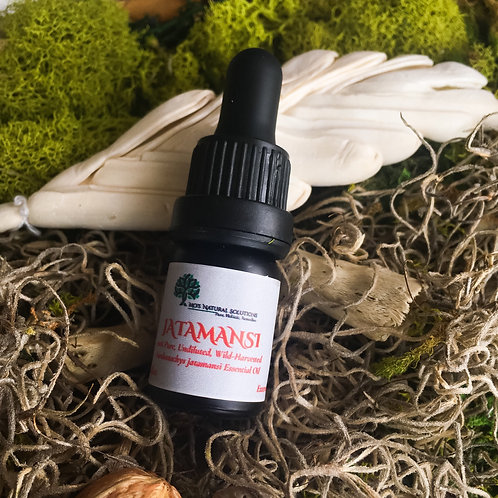 Mo's Natural Solutions Jatamansi (Spikenard) Essential Oil Nigeria