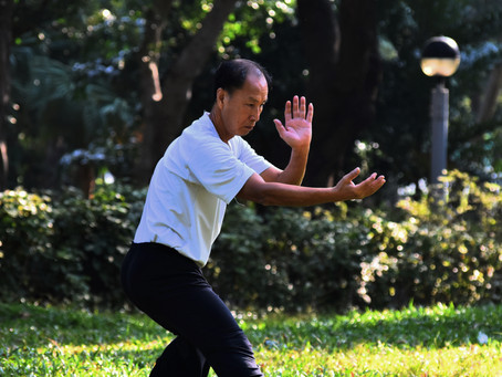 Would you Tai Chi?