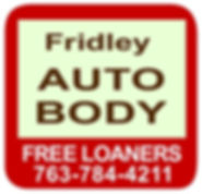 auto body fridley minnesota