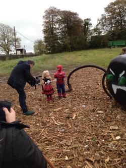 TV3 Expose Halloween