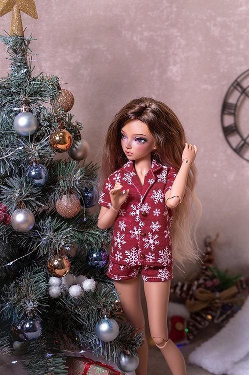 1/4 MSD bjd Pajamas for Minifee