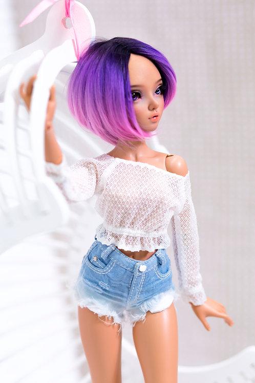 1/4 MSD bjd shorts, for Minifee