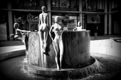 Les baigneuses - London 2012