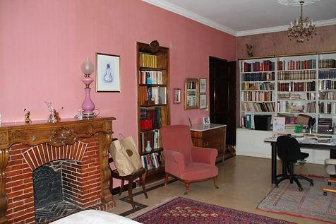 Chambre rénovée particuliers - Décoration