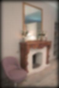 Chambre rénovée- Décoration