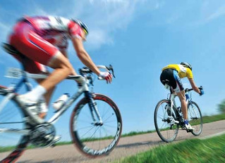 Mais Cadência, Menos Força no Pedal