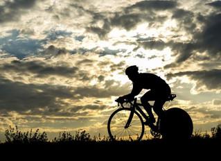 Sente dor nas costas ao pedalar?