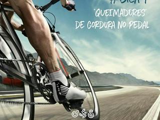 Queimadores de gordura no pedal #Dica 1