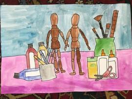Ann Foster Childrens Art 4 - Copy - Copy