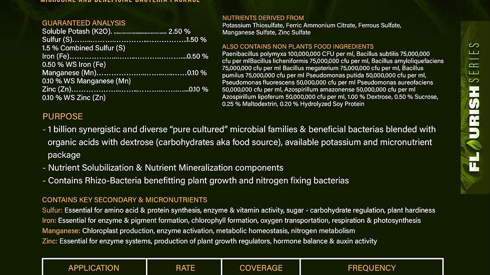 Microbial supreme Pre order 4/15 delivery