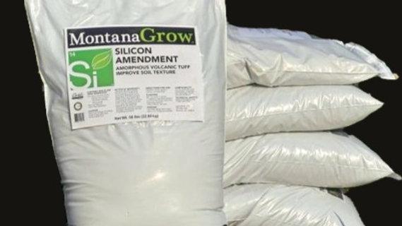 Volcanic Ash 50 lb bag OMRI certified soil additive
