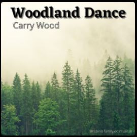 """Woodland Dance"" di Carrie Wood"