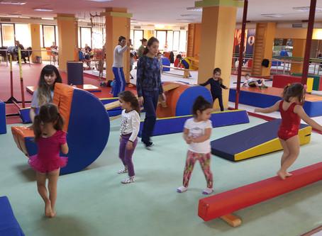 Çocuklar neden Cimnastik yapmalı ?