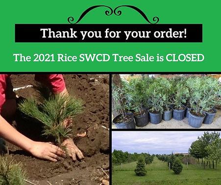2021 Rice SWCD Tree Sale is Closed_final