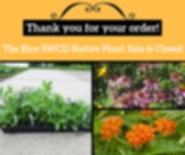The native plant sale is closed meme.jpg