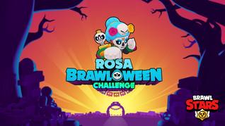 Brawl Stars : Rosa Brawloween challenge arrive Samedi ! Toutes les infos.