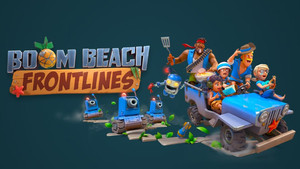 Boom Beach: Frontlines - Premières images de gameplay