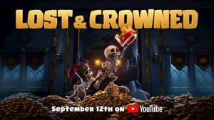 Découvrez Lost & Crowned : Un court métrage sur l'univers de Clash of Clans et Clash Royale