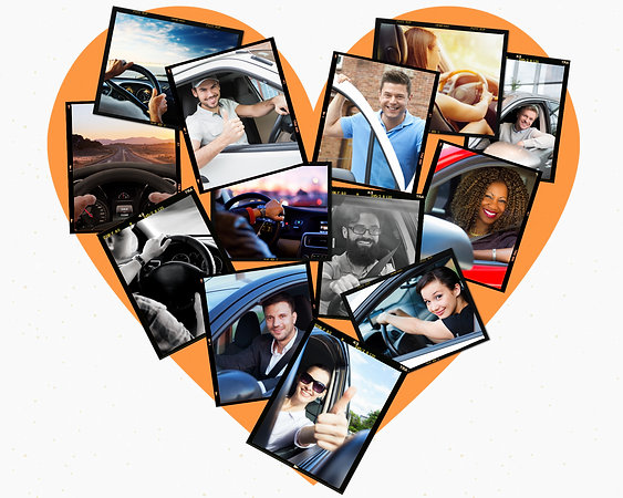 Collage of Drivers