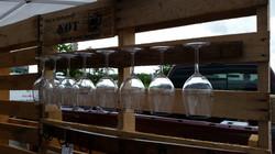 Nine Glass Stave