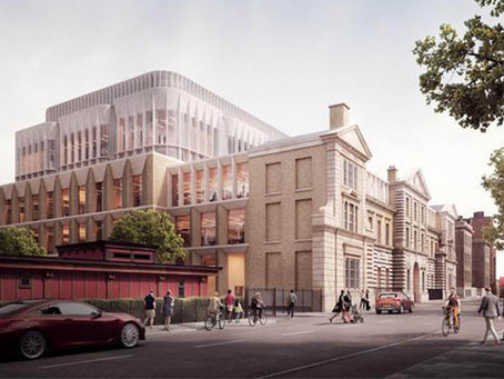 Ctori Construction Consultants work with ISG on 1st phase of £300m development scheme for UCL