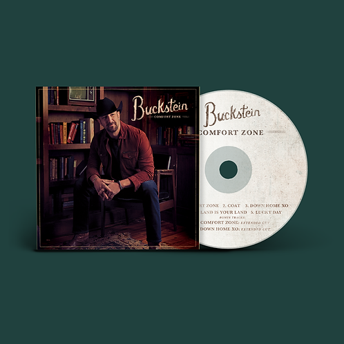 Buckstein - Comfort Zone (CD) *Pre-Order