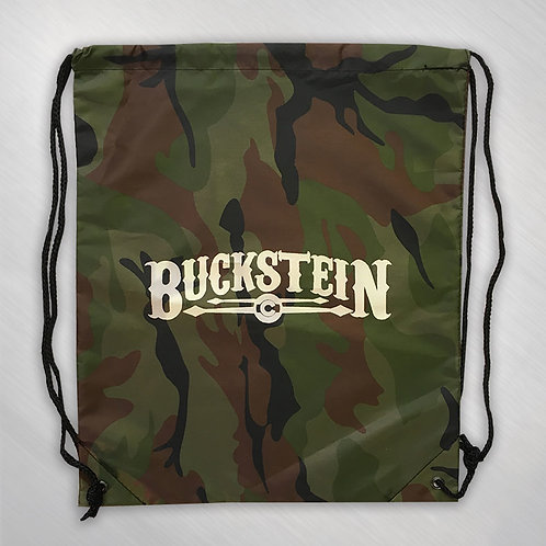 Buckstein Camo Tote Backpack