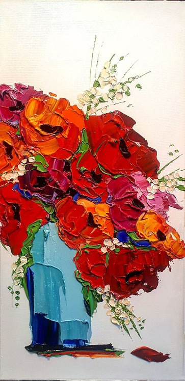 """The Good Times - 30"""" x 15"""""""