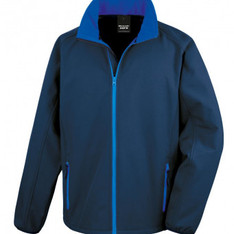 Result core blue fleece